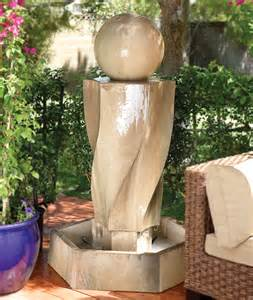 Fountain For Home Decoration by Home Outdoor Garden House And Home Living Room Designs
