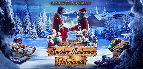 filme schauen snekker andersen og julenissen f 248 rpremiere og ekstravisninger kinofilm snekker andersen
