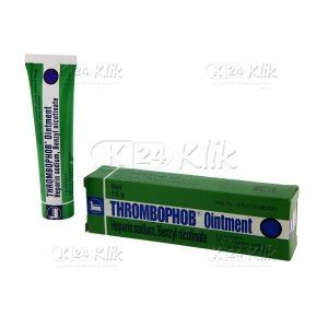 Salep Minol thrombogel 10gr k24klik
