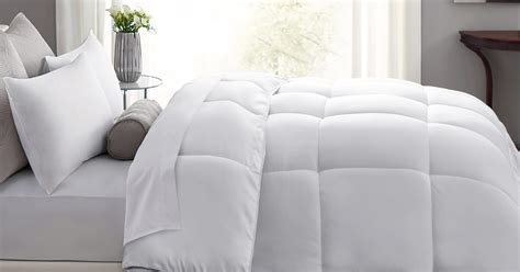 hotel collection primaloft down alternative comforter feather down comforter deluxe european goose down