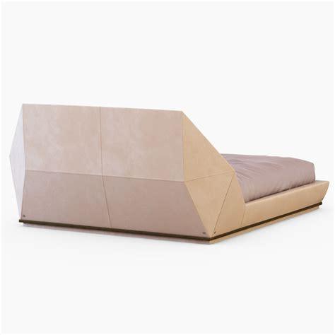 Yu Me Pillow by Bed Yume Longhi 3d Model Max Obj Fbx Mtl Cgtrader