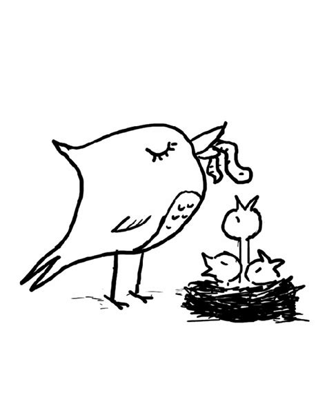 early bird coloring page springtime coloring sheets spring flower