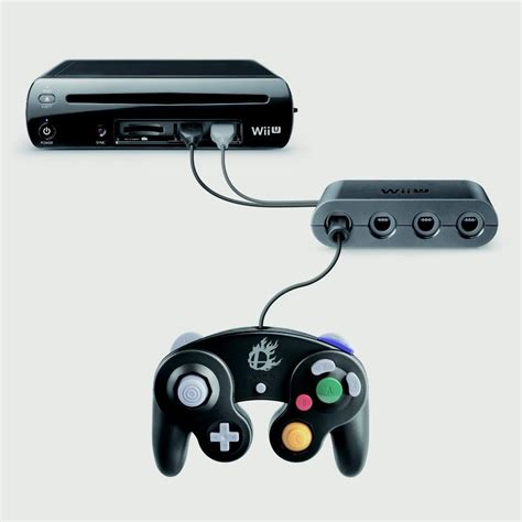 controllers wii u wiki guide ign gamecube controller adapter announced for wii u ign