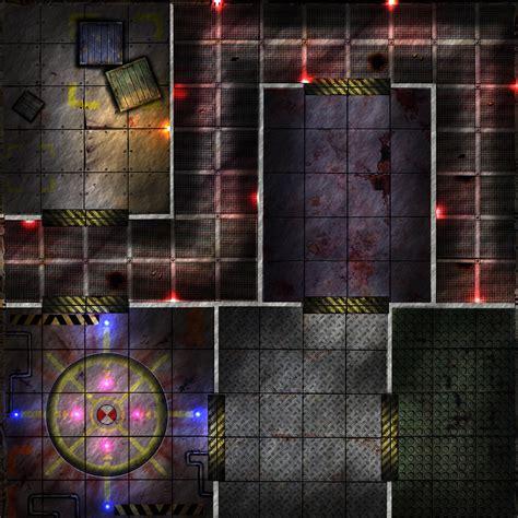 dungeon tiles  print remake space crusade par camus