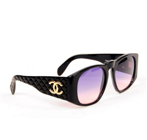 unique glasses unique chanel sunglasses at 1stdibs