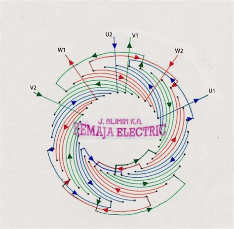 three phase motor winding diagram induction motor wiring diagram three phase get free