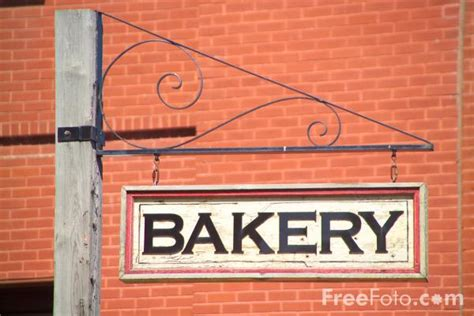 bakery sign pictures   image     freefotocom