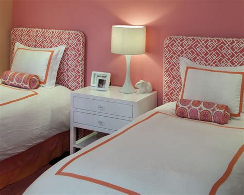 Orange And Pink Bedroom Ideas by Orange And Pink Room