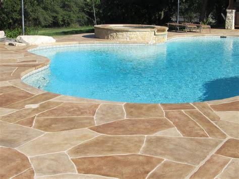 carvestone  cover concrete pea gravel cool deck