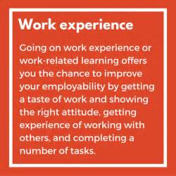 Experience Uk Gaining Work Experience