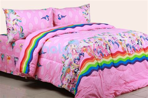 Sprei Katun Jepang Pony 180 X 200 T30 Rp 250000 toko sprei warna alesha