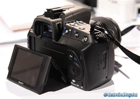 Lensa Sony Alpha 55 300 shansha