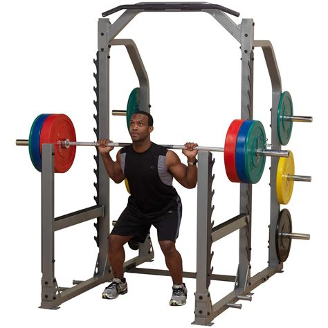 Rack Squat by The Squat Rack Don T Be A The Barbelle