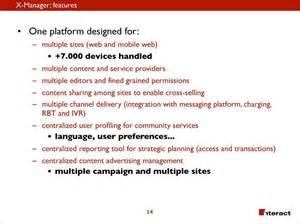 content management for mno service delivery platform pdf