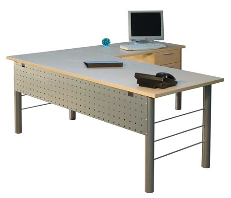 big l shaped desk steel office desk for your home office