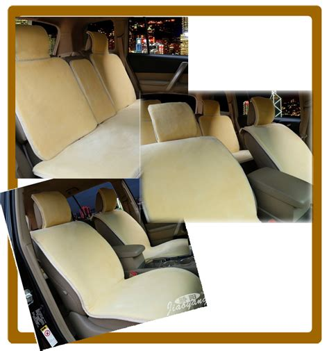 sheepskin bench seat covers faux shorn sheepskin car seat covers nangong buy car