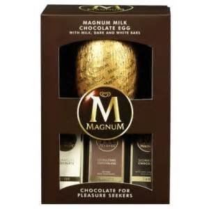 Magnum Signature Chocolate 90gr nut free easter eggs your easter buying guide nut mums