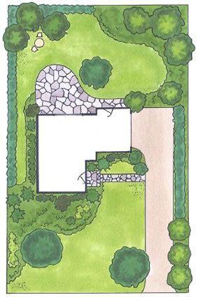 Landscape Design How To Tuinontwerp Ginkel Hovenier Boomverzorging