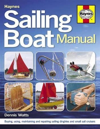 boat repair books sailing boat haynes manual sagin workshop car manuals