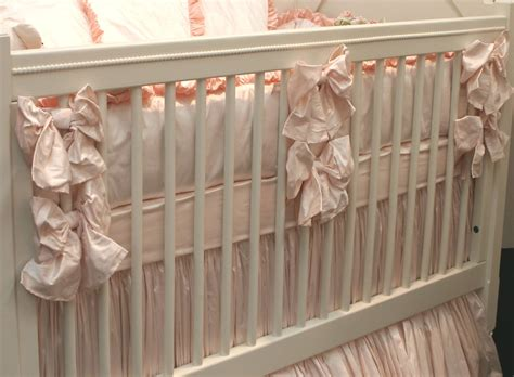 Silk Crib Bedding Provence Silk Crib Bedding By Lulla Smith Featured At Babybox