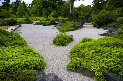 kew gardens  virtual  zen zen garden design