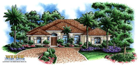 weber design group home plans miravista home plan weber design group naples fl