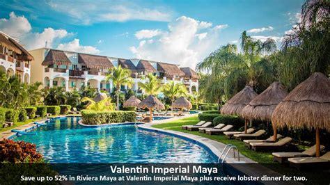 valentin mayan riviera valentin imperial traveloni vacations