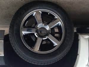 Tires For 20 Inch Rims 20 Inch Black Chrome Wheels And Tires Offer Arkansas Fort