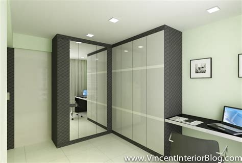 Modern Condo Kitchen Design 4 Room Hdb Renovation Project Yishun October 2013