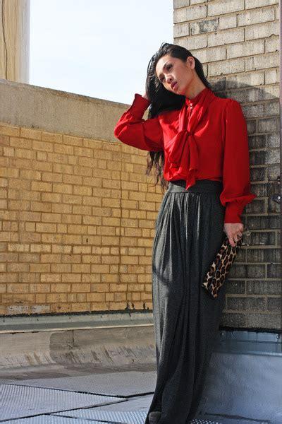Zara Club zara shirts zara skirts club monaco bags quot redness quot by merinavo chictopia