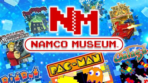 Number 1 S Ultimate Collection 5cd 2017 namco museum announced for switch gematsu