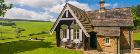 Cottage Uk - russian cottage chatsworth estate cottages
