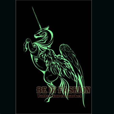 glow in the dark tattoo sticker popular men tribal tattoos buy cheap men tribal tattoos