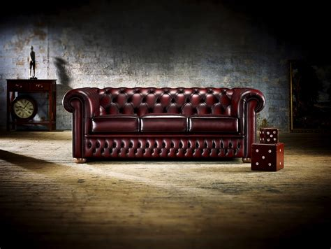 a history of the chesterfield sofa a design