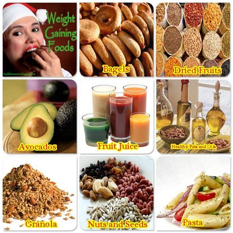 10 Best Weight Gaining Foods by The Wealth Of Health October 2013
