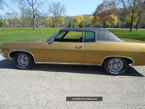 1970 chevrolet impala 2 door coupe