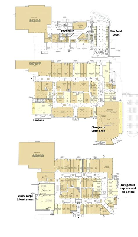 shopping centre floor plan new halifax shopping centre layout growlers in the
