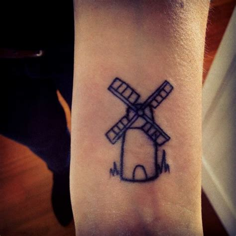 don quixote tattoo don quixote windmill search