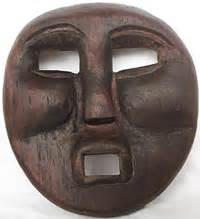 Timor Maubese 200 Gram masks mask tribal assorted