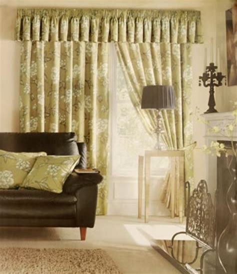 Curtains For Living Room by Luxurious Modern Living Room Curtain Design Interior Design