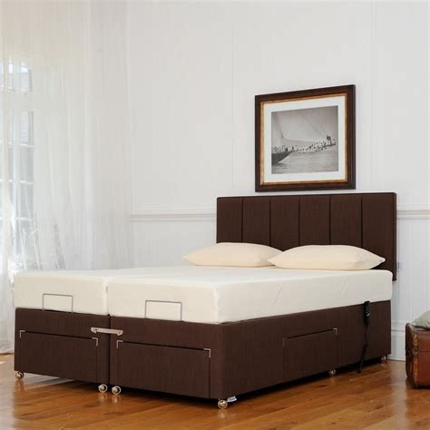 tempur auvergne adjustable king size bed