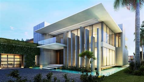 miami modern home design home for sale 32 million for a modern residence on miami