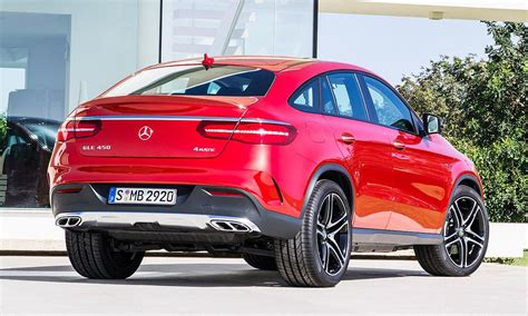 Mercedes Crossover Gle by Mercedes S New Gle Coupe Wants A Of Luxury
