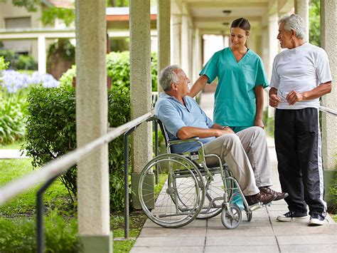 nursing home healthcare executive
