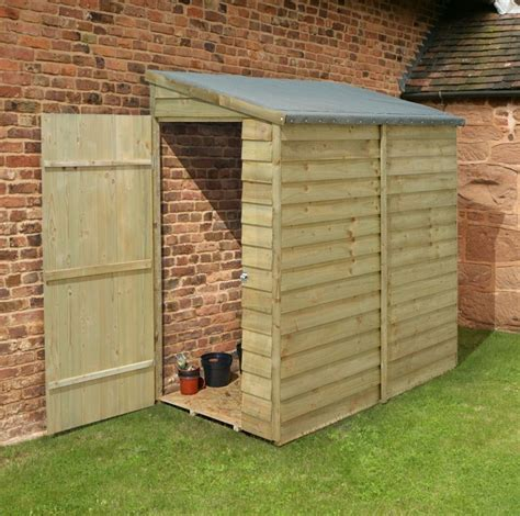 Lean To Shed Plans Uk