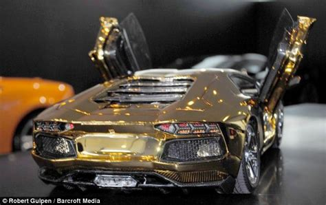 MODEL prototype Lamborghini goes on sale for £250,000