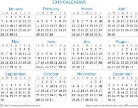 Calendar 2018 Hd 2018 Calendar Quality Calendars