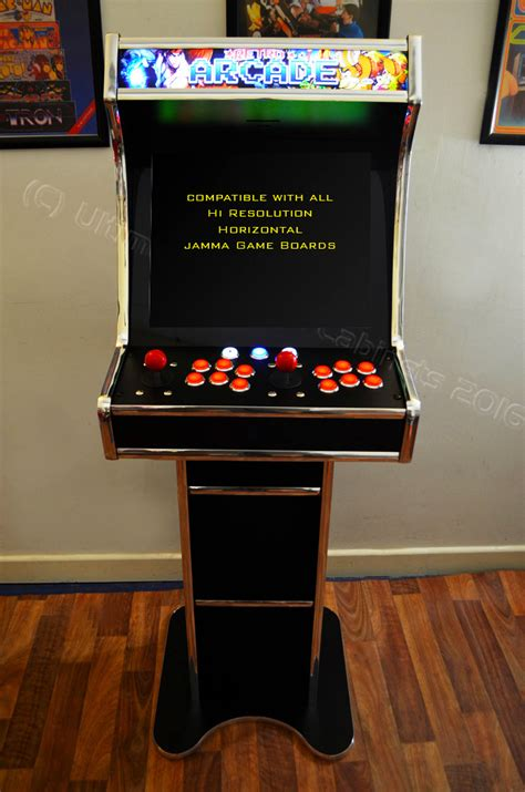 bar top arcade cabinet amazing bartop arcade with shelving stand for retro gaming