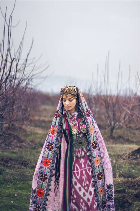 uzbek traditional dress women the 25 best tajikistan people ideas on pinterest