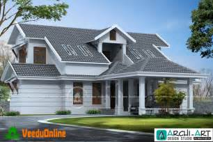 2100 sq ft double storied contemporary home design veeduonline
